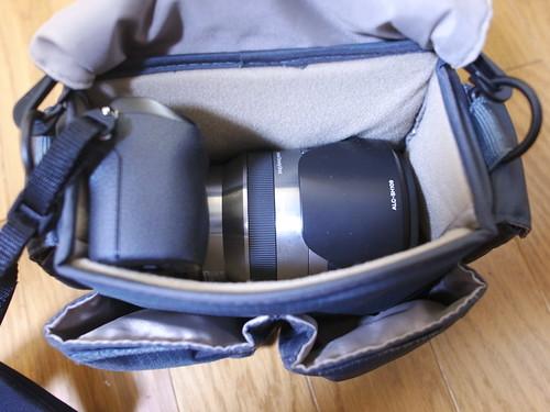 NEX-7用カメラケース・ポーチ・バッグレビュー