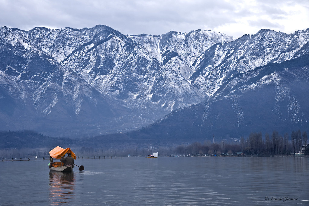 Winter | Dal Lake | Kashmir | Himalaya Valley | Love Shikara!_AJP9273