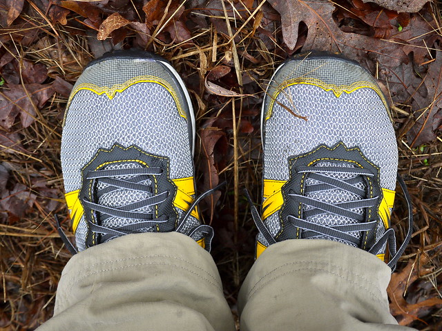 Choosing Shoes For Goruck Challenge Brian S Backpacking Blog