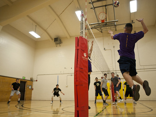SFSU recreation center