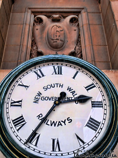 Central Railway Station Clock