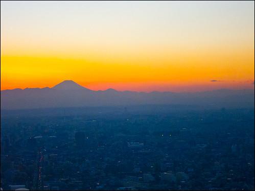 Última puesta de sol