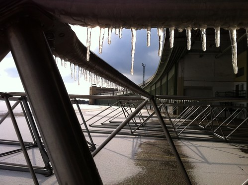 Ice, Ice baby - Tempelhof by despod