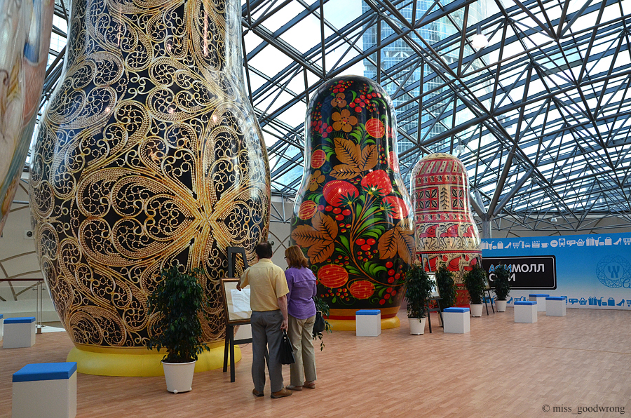 Giant Matryoshkas 10