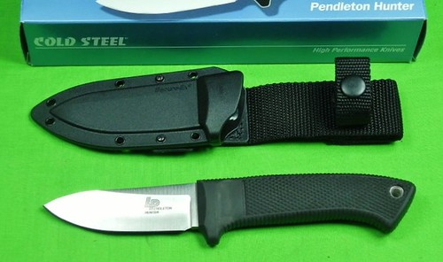 "Cold Steel Pendleton Hunters 3-1/2"" VG-1 Blade"