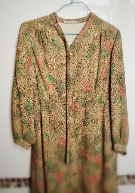 Broken Vintage Dress