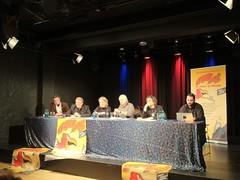 Geierabend 2012: Pressekonferenz