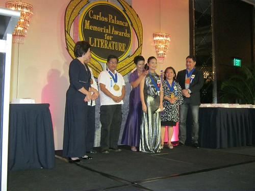 Palanca award
