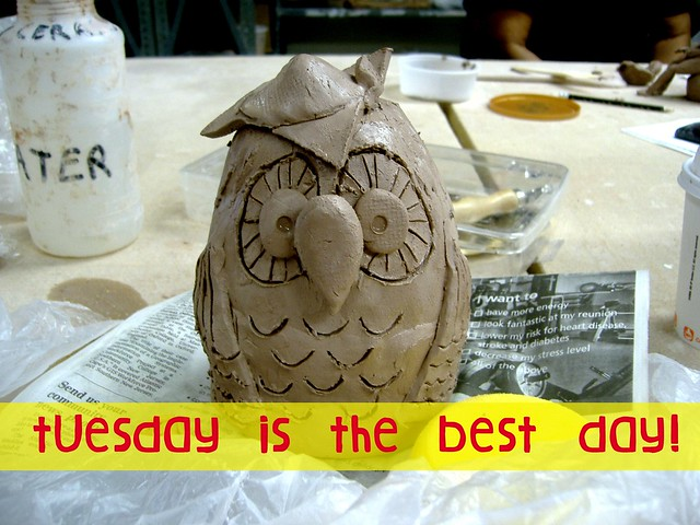 intro to ceramics.