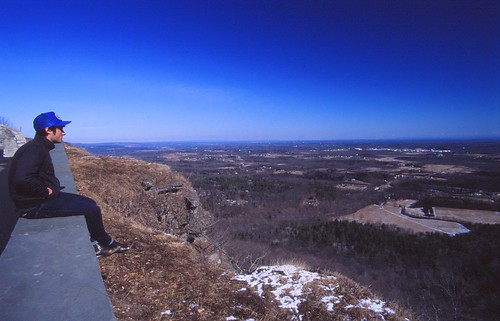 The Fencesitter at Thacher Park