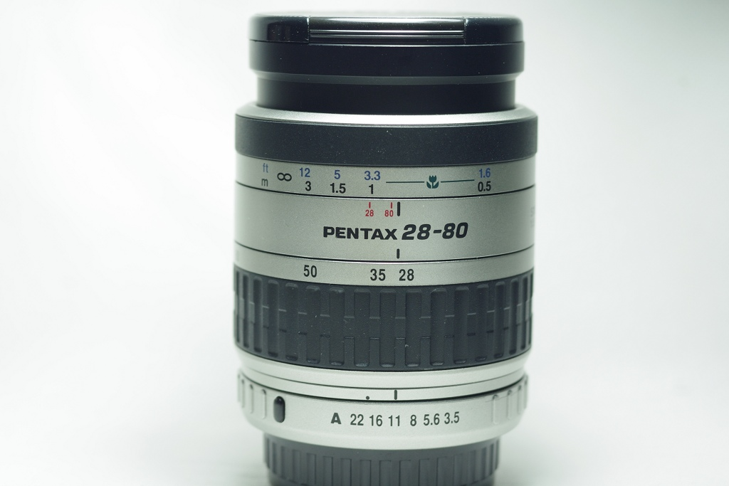 SMC PENTAX-FA 1:3.5-5.6 28-80mm