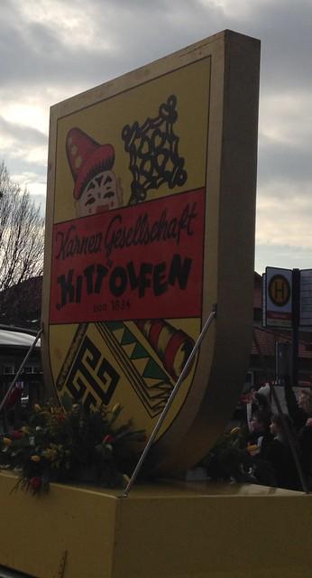 Karneval in Olfen (Umzug am Nelkendienstag)