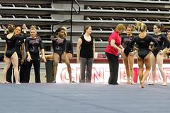 Centenary Ladies on Floor