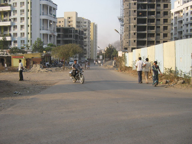 Way to Bhagwati Maestros & Floriana - Visit Lohia Jain Group's Riddhi Siddhi, 2 BHK & 3 BHK Flats at Bavdhan Khurd, Pune 411 021