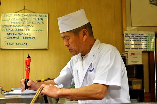 Hama Sushi - Little Tokyo