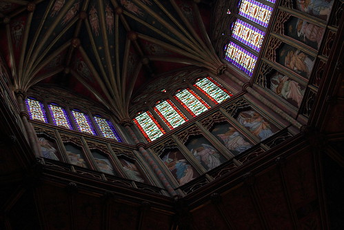 Ely Cathedral - Surrounded