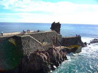 Zwischen Calheta und Funchal Ribeira Brava: Kleinod Fischerdorf Ponta do Sol