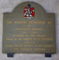 St Martin Frobisher