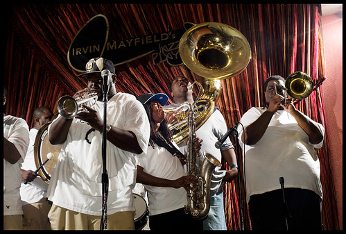 Hot 8 Brass Band by Ryan Hodgson-Rigsbee