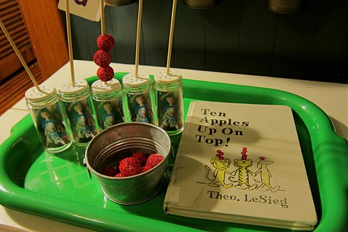 Ten Apples Upon On Top Activity (Photo from Joyfully Weary)