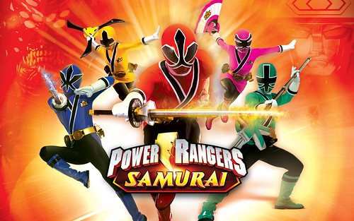 Power Rangers Samurai: Temporada 19 de los Power Rangers