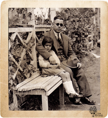 mami ocho años 1934