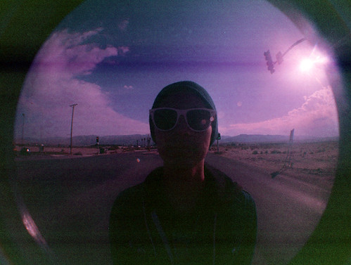 Coachella Fisheye highway 111