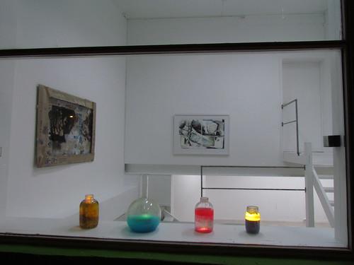 works by Teresa Puig, Kristin Velle-George, Marianne Hannig Bertelsen and Anne Haaland Bland