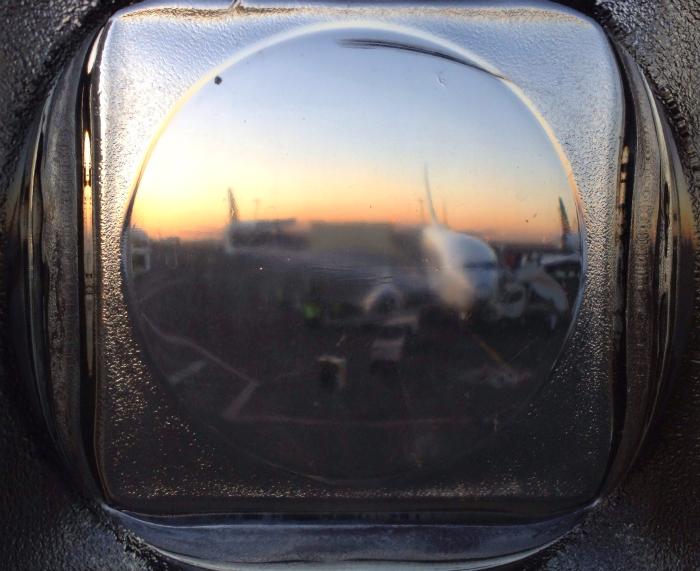 Window to everywhere
