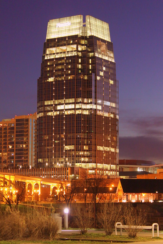 The Pinnacle at Dusk - Nashville, TN