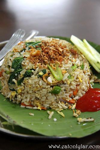 Nasi Goreng Kampung, Moorthy's Mathai Restaurant
