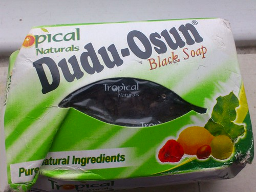 Nigerian Dudu Osun