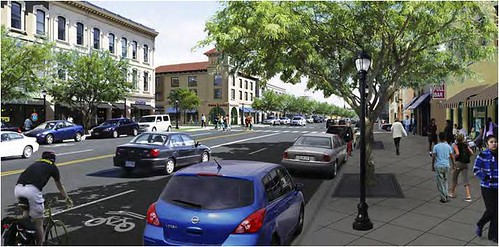 Mesa St transformed (via Plan El Paso)