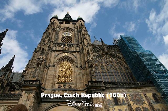 Prague Castle 01
