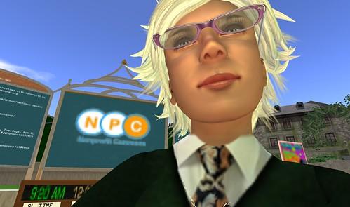 Namaara MacMoragh of BEST at NPC