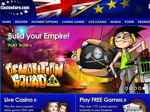 Casino Euro Lobby