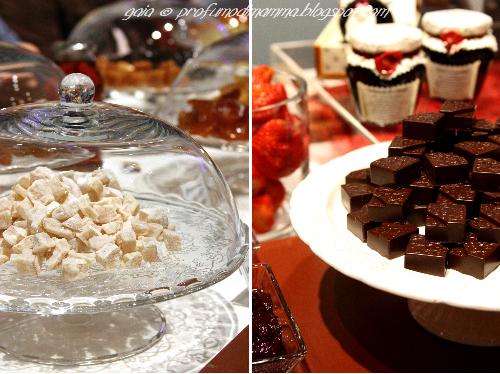 Taste 2012 - cioccolatini e canditi