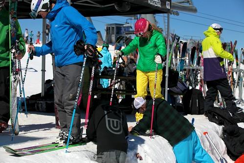 Ski Test Day 4