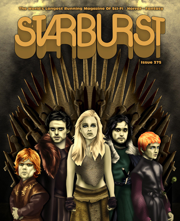 Starburst Magazine: The Game Of Thrones