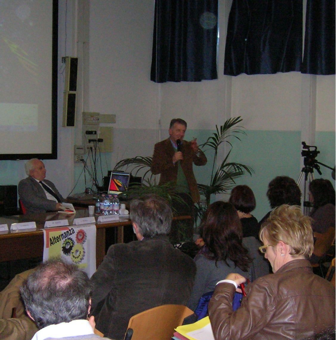 Conferenza Alternanza Scuola Lavoro