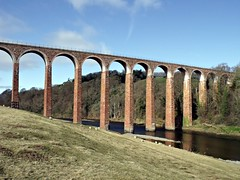 Leaderfoot Viaduct (1863)