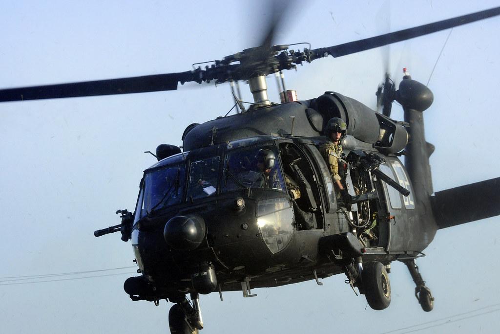 Black Hawk approach
