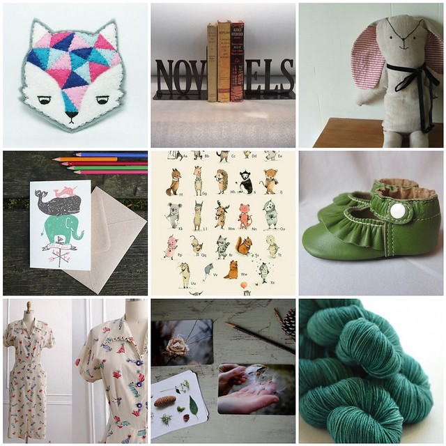 Etsy love - latest favourites