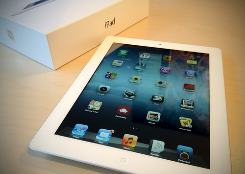 The new iPad / 32GB
