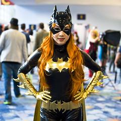 Wondercon 2012 – Linda Le // Batgirl