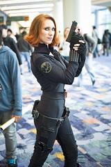 Wondercon 2012 – Black Widow