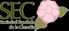 Logotipo Sociedad Española de la Camelia