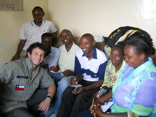 BMGEN goes Kenya
