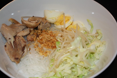 Soto Ayam: Indonesian Chicken Noodle Soup