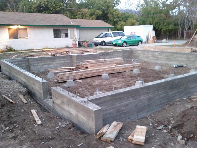 Photo for Crawl space foundation design